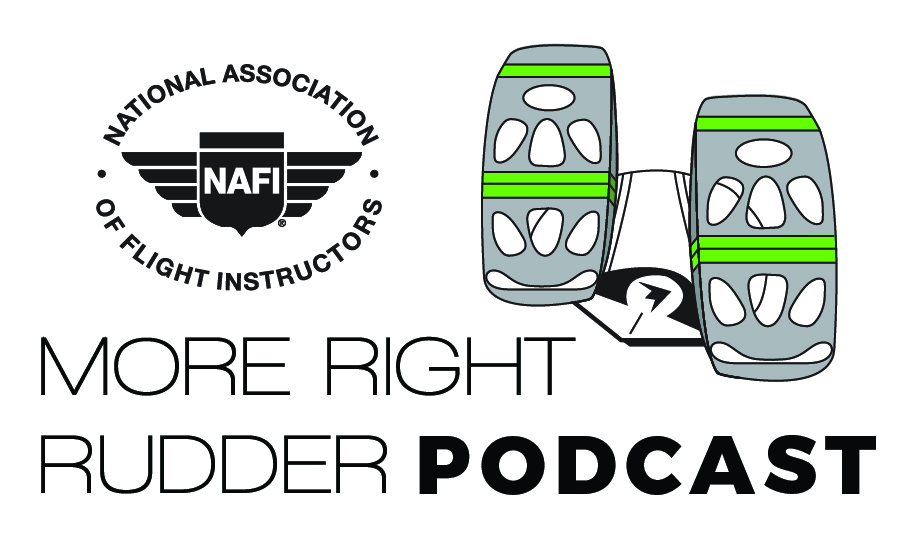 more right rudder podcast